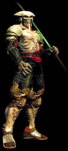 Yoshimitsu Tekken 3 The gallery for -->...